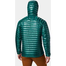 Mountain Hardwear Ghost Whisperer Veste à capuche en duvet Homme, dive